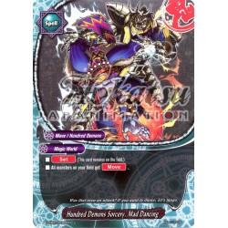 BFE Foil F-H-EB03/0040EN Hundred Demons Sorcery, Mad Dancing