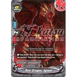 BFE Foil F-H-EB03/0045EN Red Dragon, Igneel