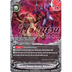 BFE Foil F-H-EB03/0047EN Hundred Demons Sorcery, Banryufuto