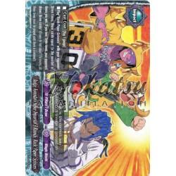 BFE H-EB01/0019EN Judge Asmodai's Super Impartial 3 Rounds, Rock! Paper! Scissors!