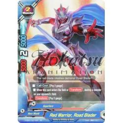 BFE H-EB01/0012EN Red Warrior, Road Blader