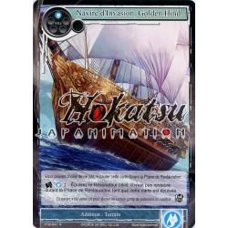 TTW-041 Navire d'Invasion, Golden Hind