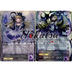 TTW-076 Girl in Twilight Garb/Dark Alice, Maiden of Slaughter