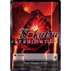 TTW-107 Fire Magic Stone