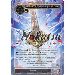 TTW-098 Excalibur, l'épée de l'Esprit de Dieu