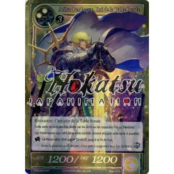 Foil TTW-003 Arthur Pendragon, King of the Round Table