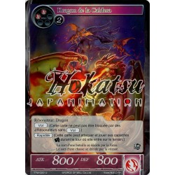 Foil TTW-022 Caldera-Born Dragon