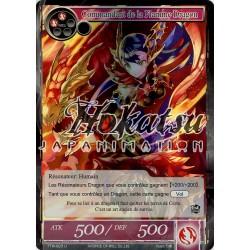Foil TTW-023 Commandant de la Flamme Dragon