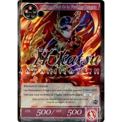 Foil TTW-023 Flame Dragon Commandant