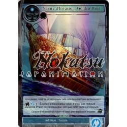 Foil TTW-041 Navire d'Invasion, Golden Hind
