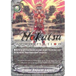 BFE H-EB04/0075EN Dragon Emperor Legend