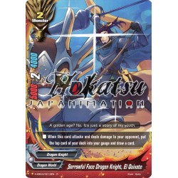 BFE Foil H-EB04/0013EN Sorrowful Face Dragon Knight, El Quixote