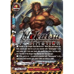 BFE Foil H-EB04/0014EN Origin Fighting Dragon, Demongodol