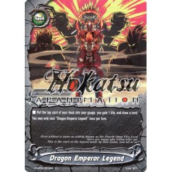 BFE Foil H-EB04/0075EN Dragon Emperor Legend