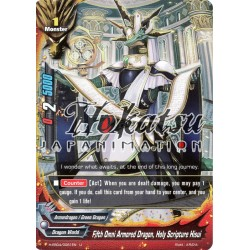 BFE Foil H-EB04/0081EN Fifth Omni Armored Dragon, Holy Scripture Hisui