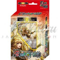 Faria, la Reine Sacrée - Deck De Démarrage - Force Of Will