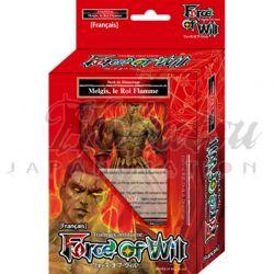 Melgis, le Roi Flamme - Deck De Démarrage - Force Of Will