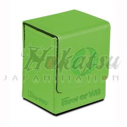 UP - Deck Box Flip - Force of Will - Wind Magic Stone