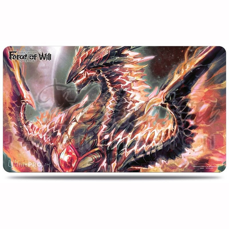 A2: Sylvia Gill Palarilias Force of Will UP Play Mat