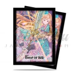 UP - Sleeves Standard - Force of Will - A2: Alice (65 Sleeves)