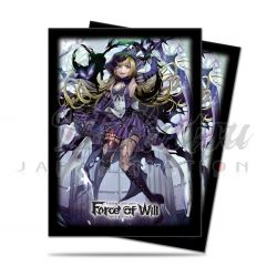 UP - Sleeves Standard - Force of Will - A2: Dark Alice (65 Sleeves)