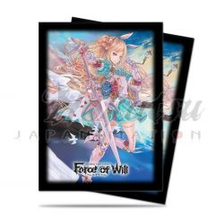 UP - Sleeves Standard - Force of Will - Alice (65 Sleeves)
