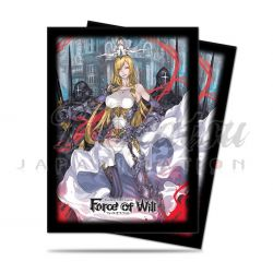 UP - Sleeves Standard - Force of Will - Valentina (65 Sleeves)