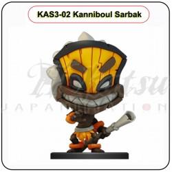 KAS3-02 Kanniball Sarbak