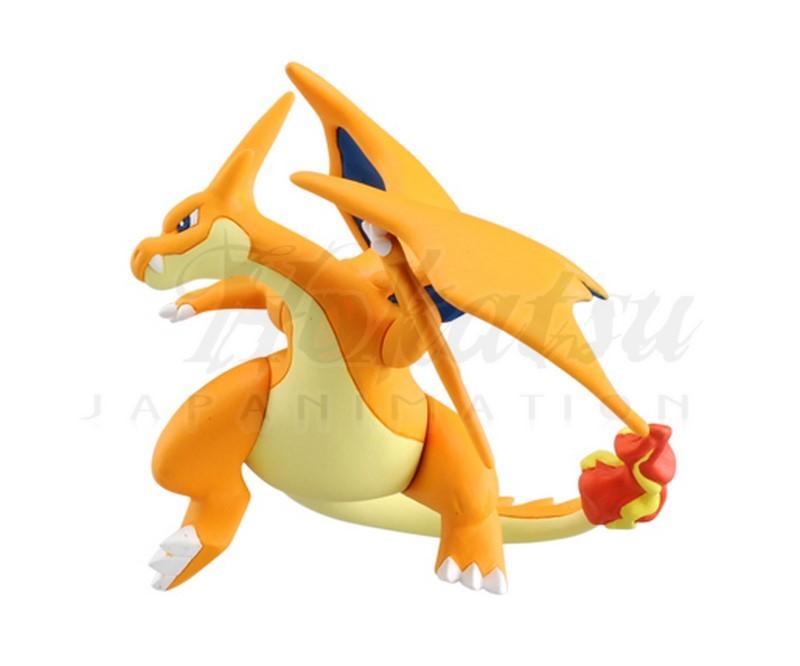 Purchase Moncollé Figurine Méga Dracaufeu Y Queue Du Dragon Sp 38 Takara Tomy Hokatsu