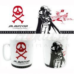 ALBATOR Mug Albator et Emblème