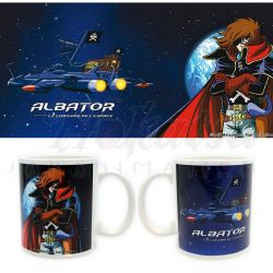 ALBATOR Mug Albator Atlantis