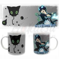 BLUE EXORCIST Mug Blue Exorcist Rin