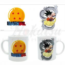 DRAGON BALL Mug DB/ Goku Shenron