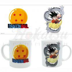 DRAGON BALL Mug DB/ Goku Shenron