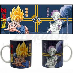 DRAGON BALL Mug DBZ Freezer VS Goku