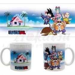 DRAGON BALL Mug Dragon Ball Kame House
