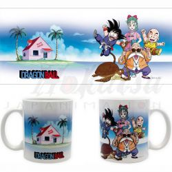 DRAGON BALL Mug Dragon Ball Kame House