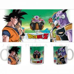 DRAGON BALL Z Mug DBZ Freezer army