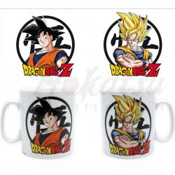 DRAGON BALL Mug DBZ Goku
