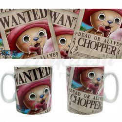 ONE PIECE Mug One Piece Chopper Wanted