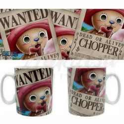ONE PIECE Mug One Piece Chopper Wanted