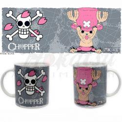 ONE PIECE Mug One Piece Chopper and Emblem