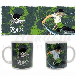 ONE PIECE Mug One Piece Zoro and Emblem