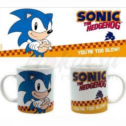 SONIC Mug Sonic Classic
