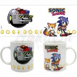 SONIC Mug Sonic Pixels