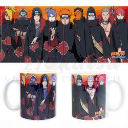 NARUTO SHIPPUDEN Mug Naruto Akatsuki