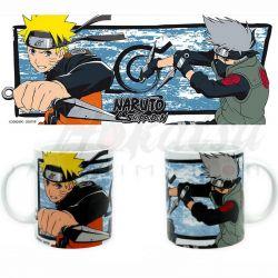 NARUTO SHIPPUDEN Mug Naruto et Kakashi