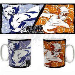 NARUTO SHIPPUDEN Mug Naruto et Sasuke