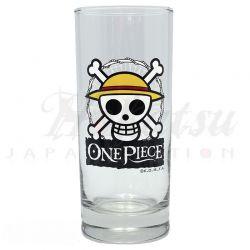 ONE PIECE Verre One Piece Skull Luffy