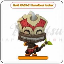 Gold KAS3-01 Kanniboul Archer